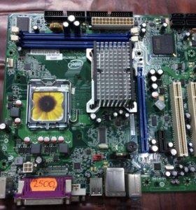 Intel DG41TX (s775)