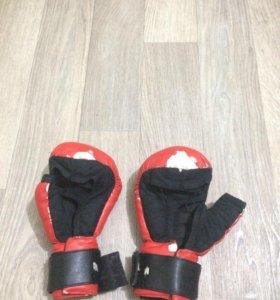 Перчатки(краги)