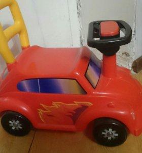 Каталка машина