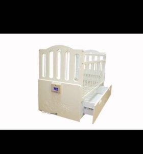 """Детская кровать """"Укачайка"""""""