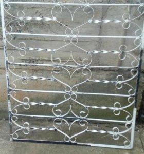 Решетки декоративные металические