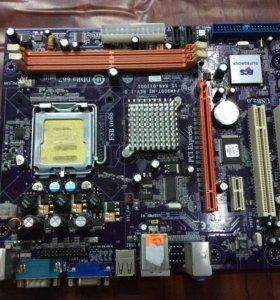 ECS P4M900T-M2 (s775)