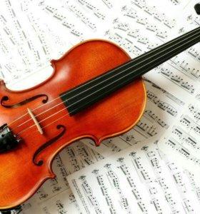 Репетитор по музыке, скрипке