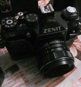 Фотоаппарат zinit 11 + аксессуары