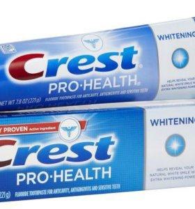 Зубная отбеливающая паста