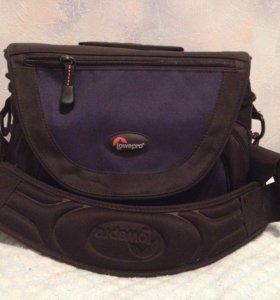 Новая сумка Lowepro Nova 4 AW
