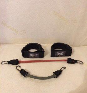 Боксерский эспандер для тренировки ног EVERlAST