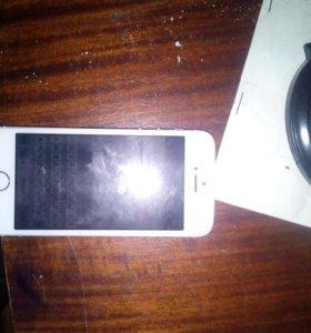 Айфон 5s16g белый