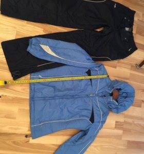 Костюм спортивный для лыж/коньков