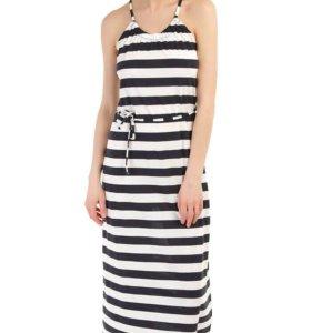 Новое женское длинное платье 42-44