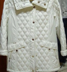 Женская куртка, осень-весна