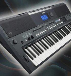 Синтезатор YAMAHA PSR E 433
