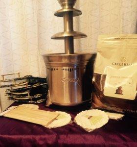 Шоколадный фонтан Sephra