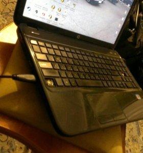 Игровой ноутбук HP G-6серии. Обмен на видеокарту.