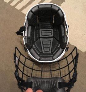 Хоккейный шлем для детей 11-12 лет