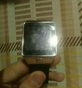 Часы smart watch (умные часы)срочно продам