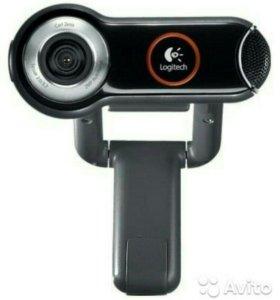 Веб-камера Logitech Webcam Pro 9000 V-UBM46
