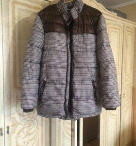 Куртка зимняя размер 164