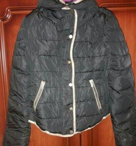 Куртка для девочки осеняя
