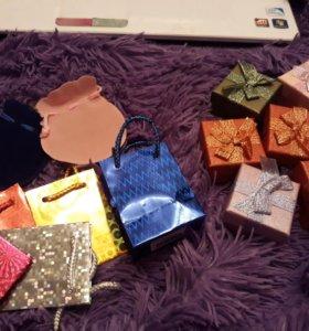 Коробочки,сумочки