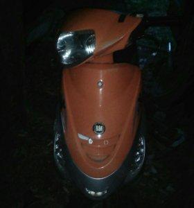 Скутер 4т