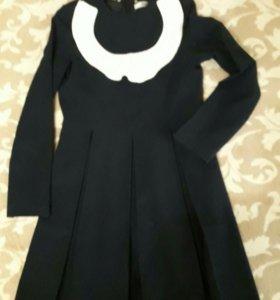 Школьное платье.