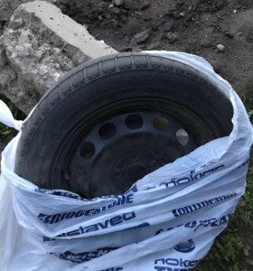 Зимняя резина с дисками r16 Bridgestone