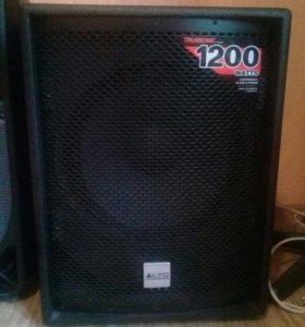 Сабвуфер 1200 Вт