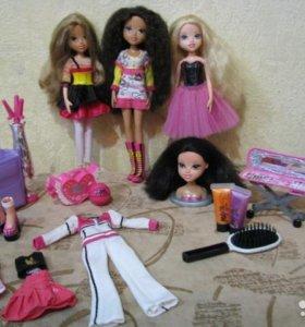 Куклы Moxie Girls (3 шт.)