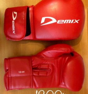 Боксёрские перчатки (12 oz) 🥊 + 🎁