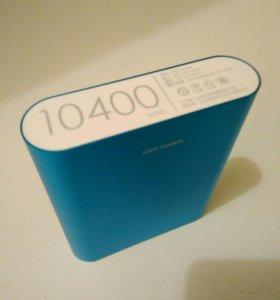 Power Bank Xiaomi 10400,внешний аккумулятор,достав