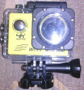 экшн камера с Wi-Fi