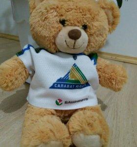 """Плюшевый медведь в одежде """"Салават Юлаев"""""""