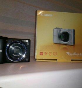 Фотоаппарат Canon Power Shot A810