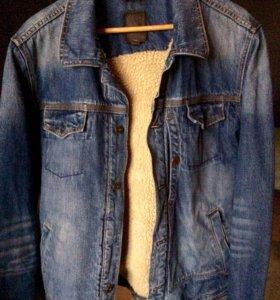 Джинсовая куртка Timberland