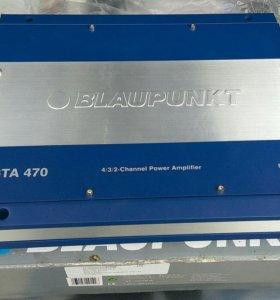 Усилитель Блаупункт Gta 470