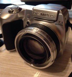 Фотоаппарат Olympus SP-510UZ