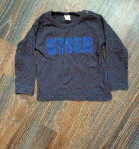 Кофта, реглан, футболка с длинным рукавом Stoer
