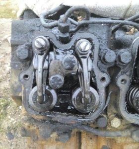 Двигатель МАН D2865