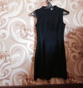 Платья чёрное 👗