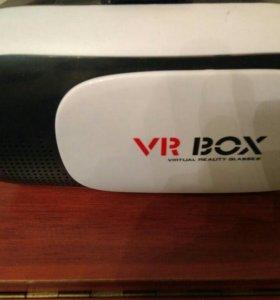 VR Box 2.0 с пультом д/у новый