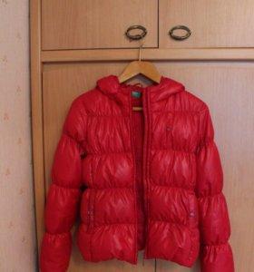 Зимняя куртка из Benetton