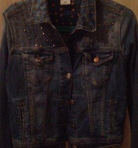 Куртка джинсовая ZARA