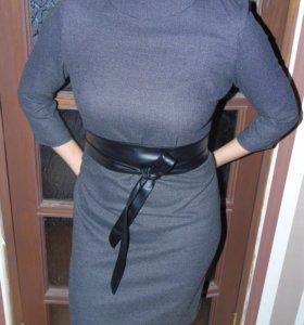 платье офисное EVRIKA (Россия)