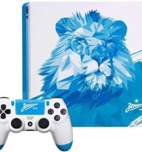 Кастомизированная консоль Sony PlayStation 4 slim