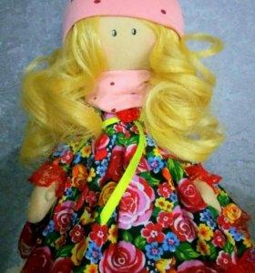 Интерьерная кукла 35 см