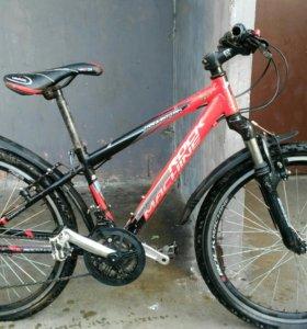 Велосипед ROCK Machine Manhattan,подростковый,торг