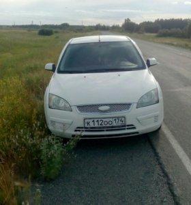 Форд-Фокус 2