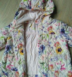 Куртка 92 на осень