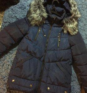 Куртка зимняя-новая